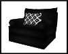 BW Pillow Chair