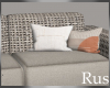 Rus Burke Patio Couch