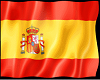 Spanish flag animated