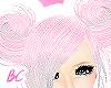 DipDye Pink Aborb Buns