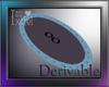 Derivable Oval Rug