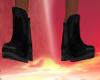 !B! Puth White Boots