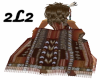 Native Powwow Shawl