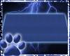 ~WK~BlueBeachTowel