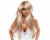 Light Blond Long Hair