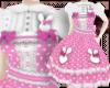 Bunny Cute - Dress Pink