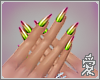 Si. Ombre nails II