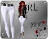 EVE-White Pants