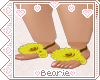 🐾Kids Sunflower Shoes