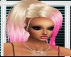 LTR Mald Blnd n Pnk Hair
