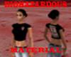 BIOHAZARDOUS Female T