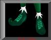 Mr. Elf Shoes green