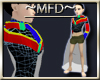 MFD HW1 Ankle Lgth Top
