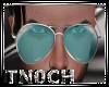 [T] SunGlasses Teal