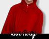 rw l Red Trench Coat