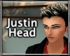 HD Justin Male Head