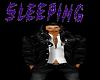 Sleeping Sign