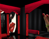 Lust's red and blk room