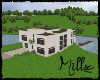 BG: MODERN LAKE HOME