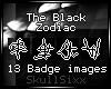 s s The Black Zodiac