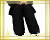 pantalon traje negro