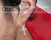 . Earring Cross   <left>