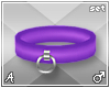 A| Purple Cuff Set (M)