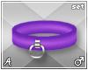A| Purple Cuff Set (M)