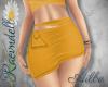 RVNe Ailbe Skirt Honey
