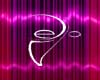 Samira glossy pink/red