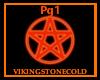 (H) Pentagram Particles