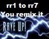 Rave up (Euro)