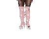 sunflower pink boots