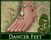 Dancer Feet Diamond