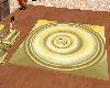 golden rug floor