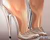 Cello Clear Heels