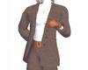 [LSB] Suit Jacket (Brown