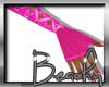 Pink Corset Long Gloves