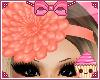 ! Coral Flower HeadBand