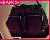 F! - Glam Bag Plum