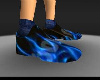 (TY) Blue Flame Shoes