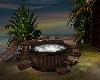 Wood Vacation Bathtub