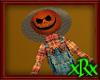 Halloween Scarecrow Pet