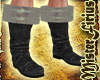 Winter Boots Gray