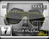 [BE]YellowPlaid|Shades M