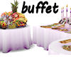 !Wedding lavish buffet