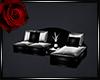 🆂▸Silver sofa