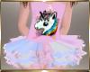 Kids Pink Unicorn Tutu