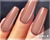 GEL Coffin Nails BEIGE