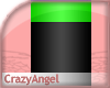 [CA] Black-Lime Nails